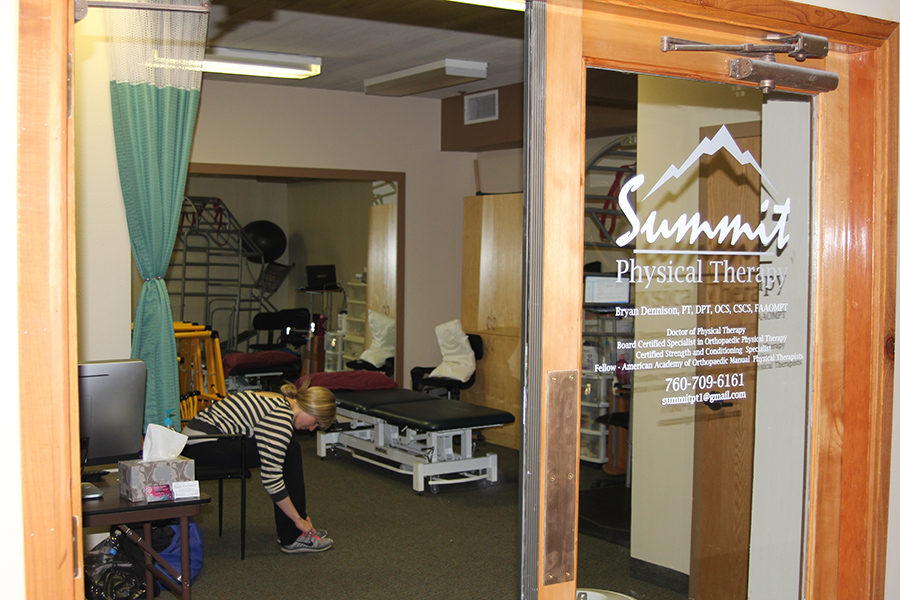 Physical therapy at snowcreek athletic club snowcreek - Regis college swimming pool hours ...