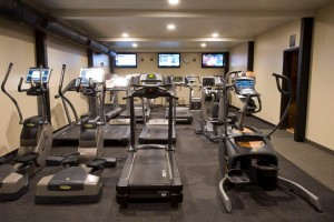 Treadmill room